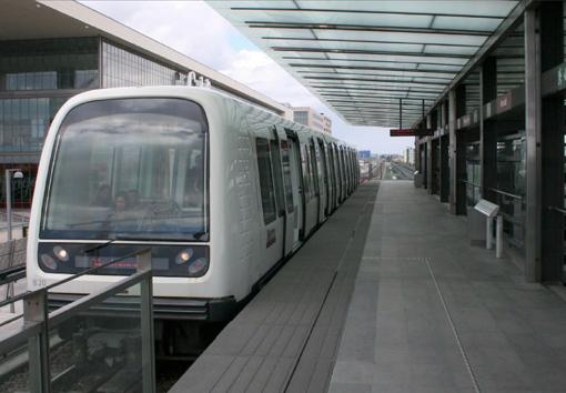 Метрополитен Копенгагена. Подвижной состав